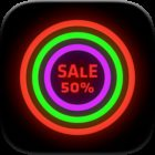 Neon Glow – Icon Pack  apk