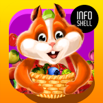 Fruit Hamsters–Farm of Hamsters: Match 3 game Free 1.1.13 apk