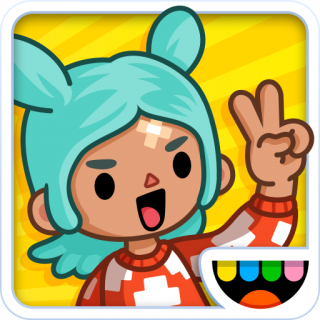 Toca Life City 1.6 (Paid for free)